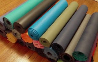 yoga mats group