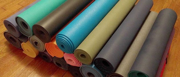 yoga mats group