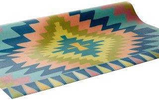 Prana Belize Printed ECO Yoga Mat