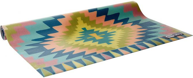 Prana Belize Printed ECO Yoga Mat
