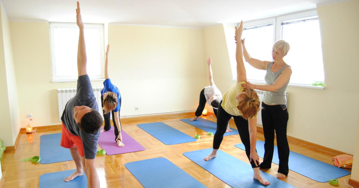 Joga za početnike u Joga studiju Namaskar