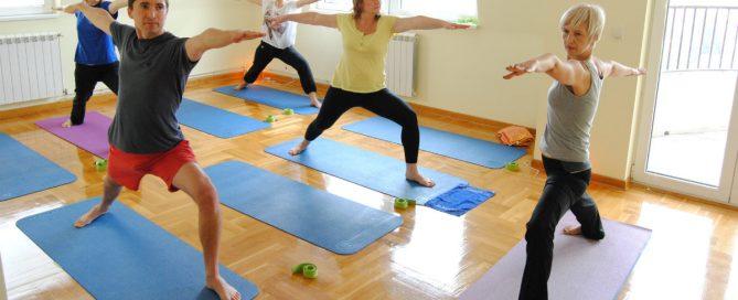 5 Joga programa - Studio Namaskar