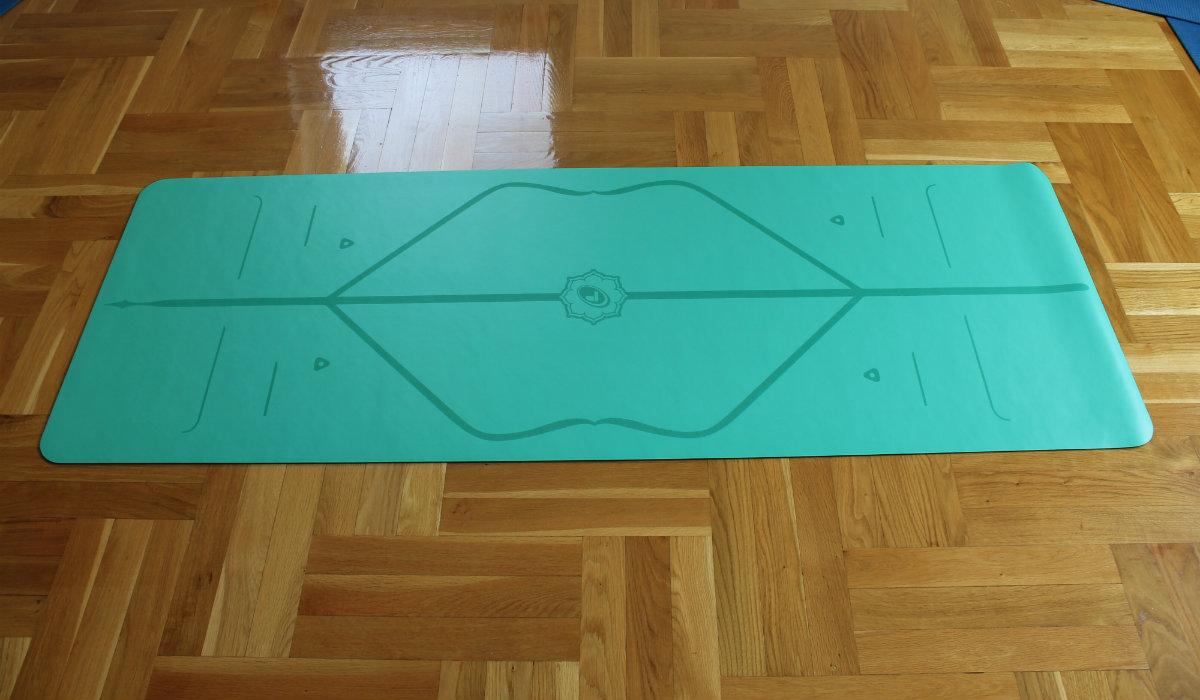 Joga prostirka - Liforme Travel Mat