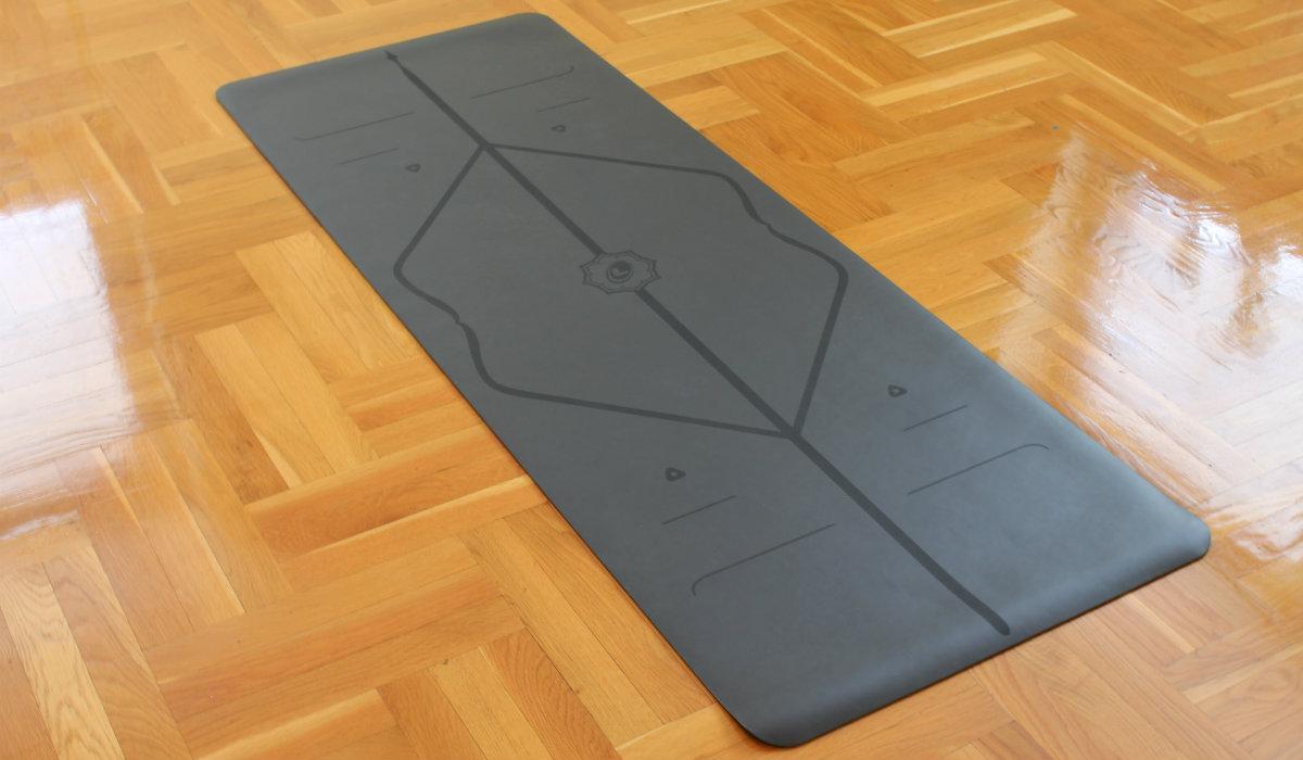 Liforme Yoga Mat Grey