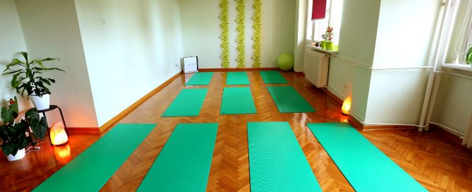 Milena Ratkovic - Joga Studio