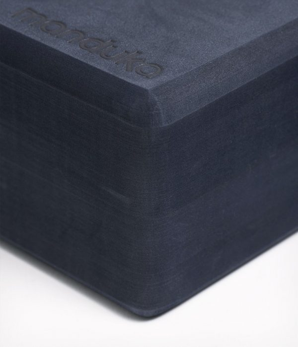 Manduka Recycled Foam Joga Blok Midnight