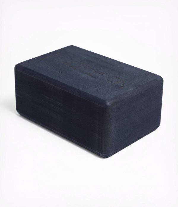 Manduka Recycled Foam Joga Blok Midnight