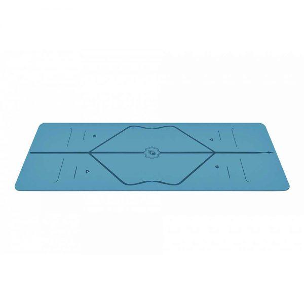 Liforme Yoga Mat Blue Joga prostirka