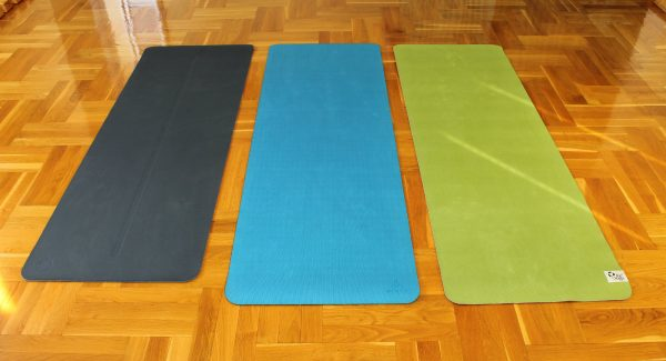 Prana ECO vs Manduka Welcome vs ReYoga Free Light