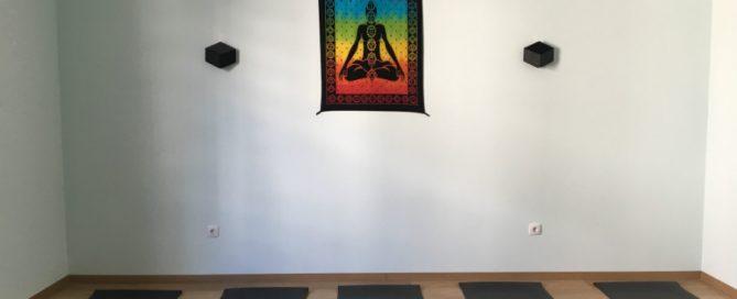 Saraswati Joga Studio i Manduka Studio Gear Oprema