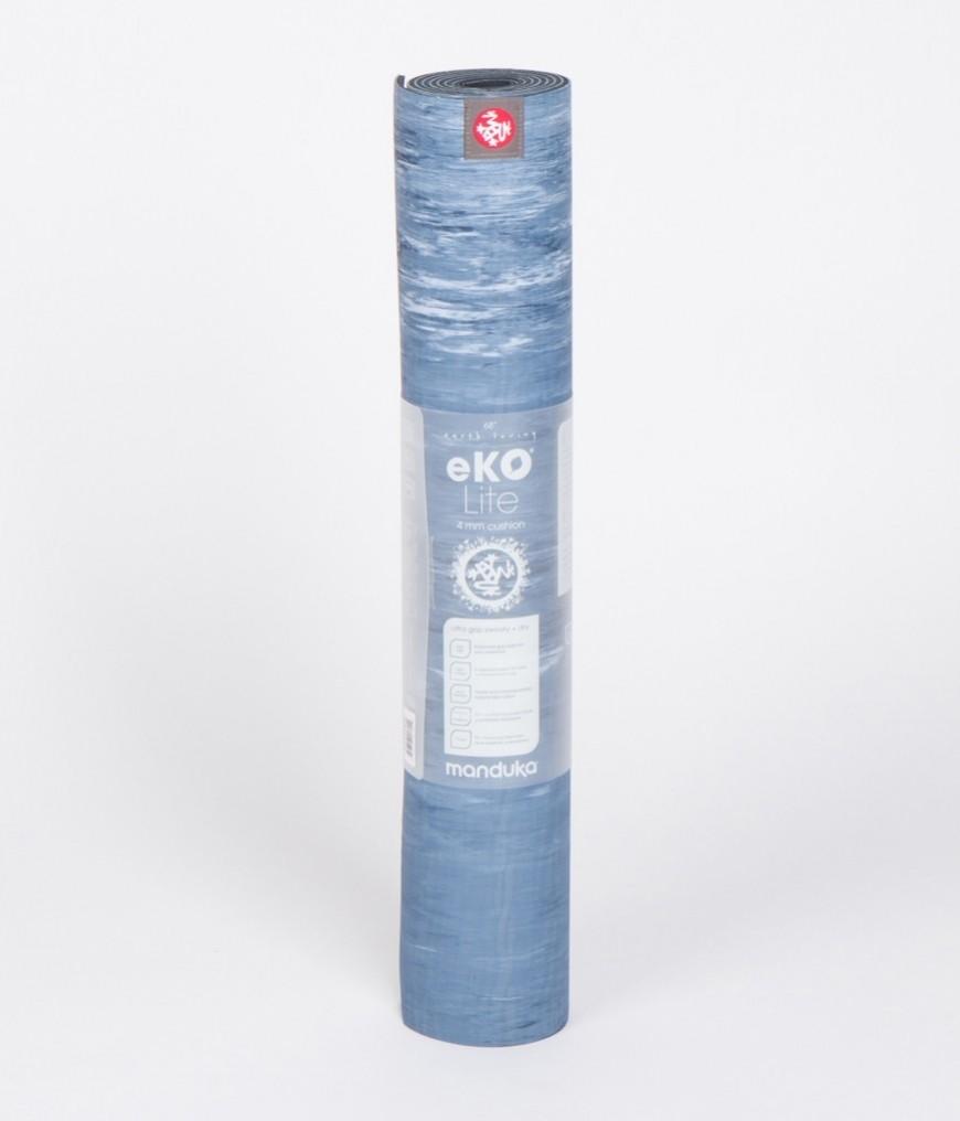 Manduka Eko Lite 4mm Ebb Marbled