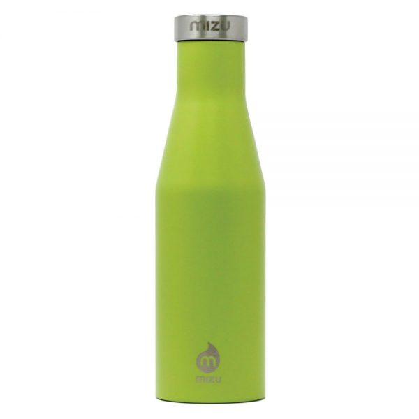 Mizu S4 Termo Boca Za Vodu 415ml Enduro Lime