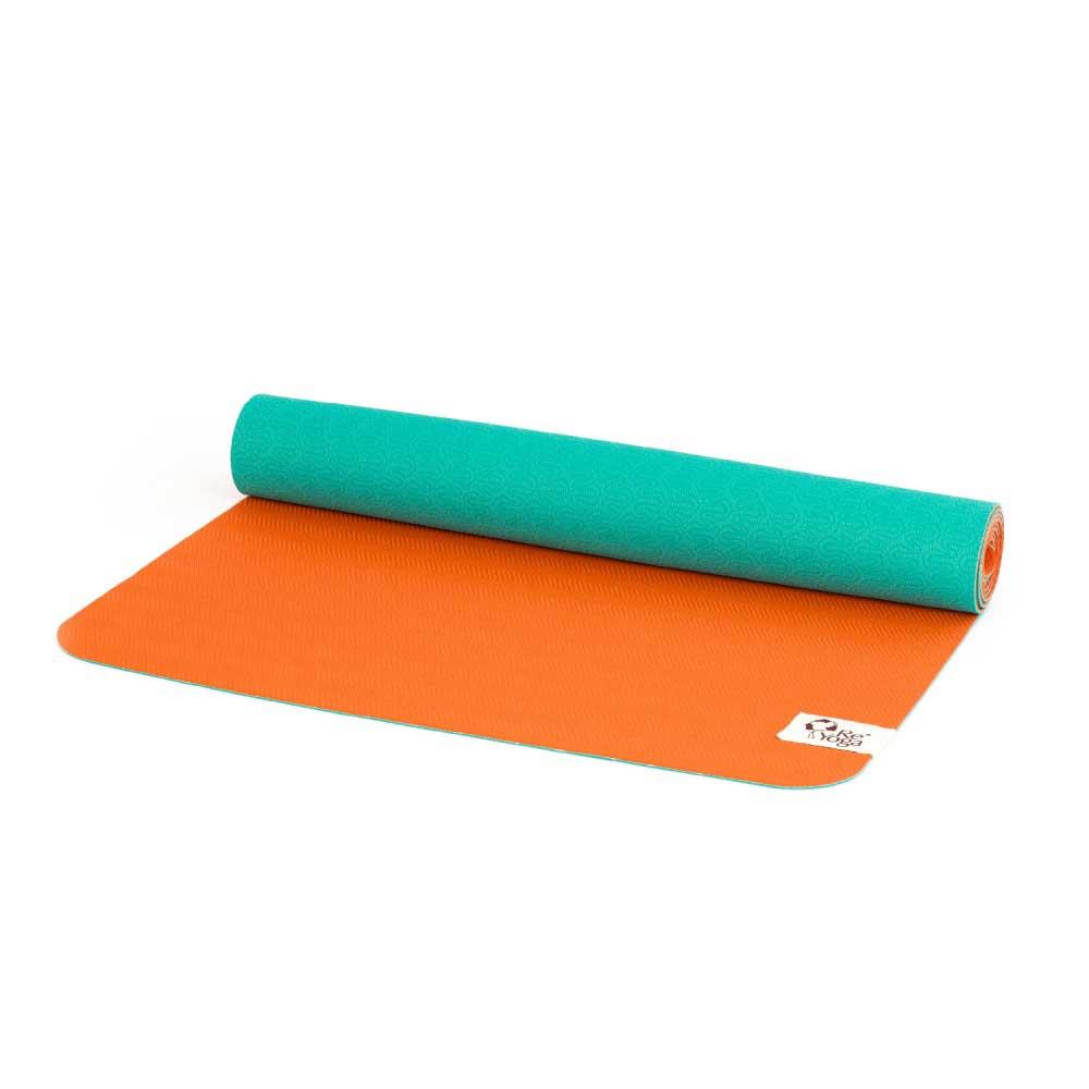 ReYoga Free Light Orange Turquoise
