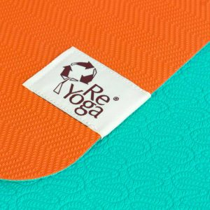 ReYoga Free Light Orange Turquoise