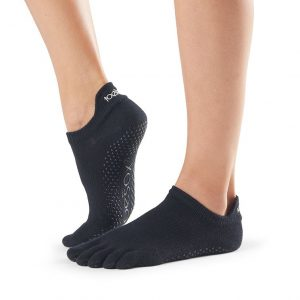toesox full toe low rise carape za jogu black