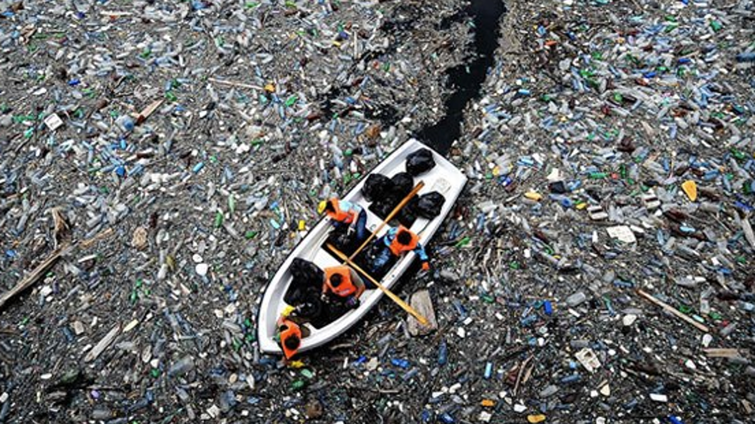 Deponija Smeca u Okeanu