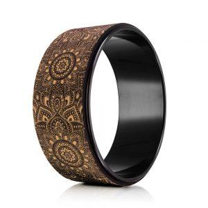 Yoga Design Lab Yoga Wheel Mandala Cork