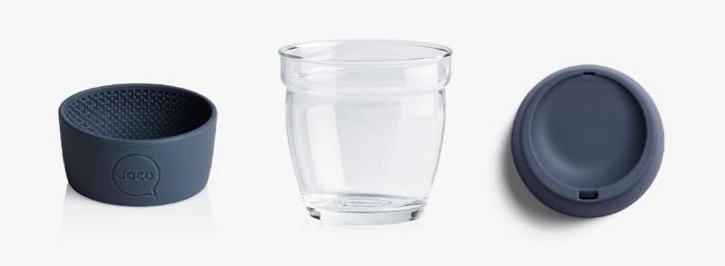 Joco Cup Solja Prsten i Poklopac