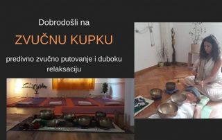 Zvucna Kupka Joga Studio Namaskar
