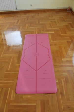 Liforme Yoga Mat Pink
