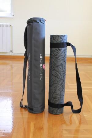 Yoga Design Lab Infinity Strap and Liforme Yoga Mat Bag