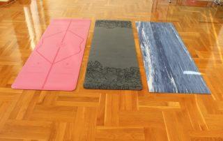 Yoga Design Lab Infinity vs Manduka Eko vs Liforme Yoga Mat