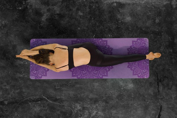 YogaDesignLab Infinity Joga Prostirke