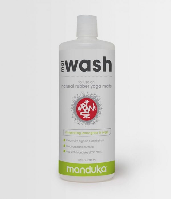 Manduka Natural Rubber Mat Wash Refill 909ml
