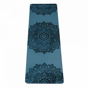 YogaDesignLab Infinity Mandala Teal Joga Prostirka