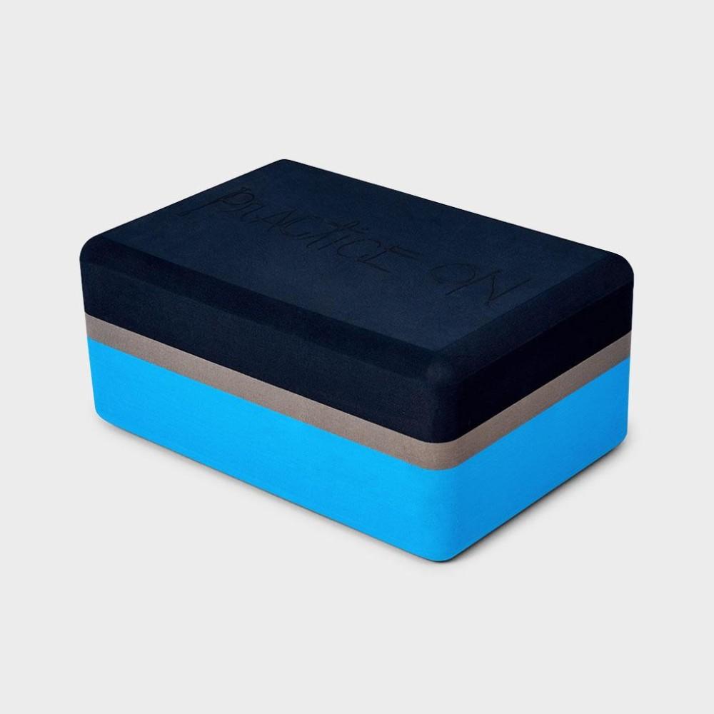 Manduka Recycled Foam Joga Blok Dresden Blue