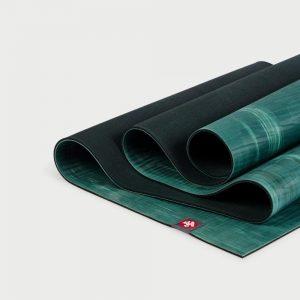 Manduka Eko Lite 4mm Deep Forest Marbled