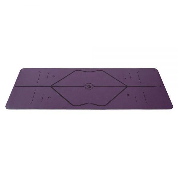 Liforme Yoga Mat Purple Earth