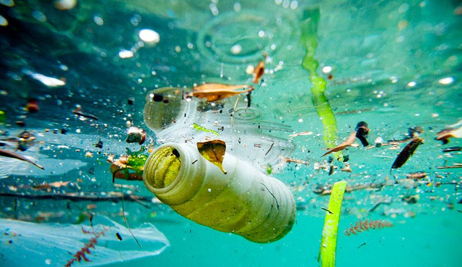 Zagadjenje Okeana Plastikom